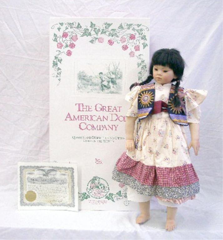 4: Rotraut Schrott Porcelain Suzi Doll