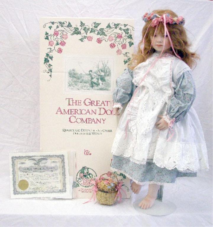 5: Rotraut Schrott Porcelain Marlene Doll