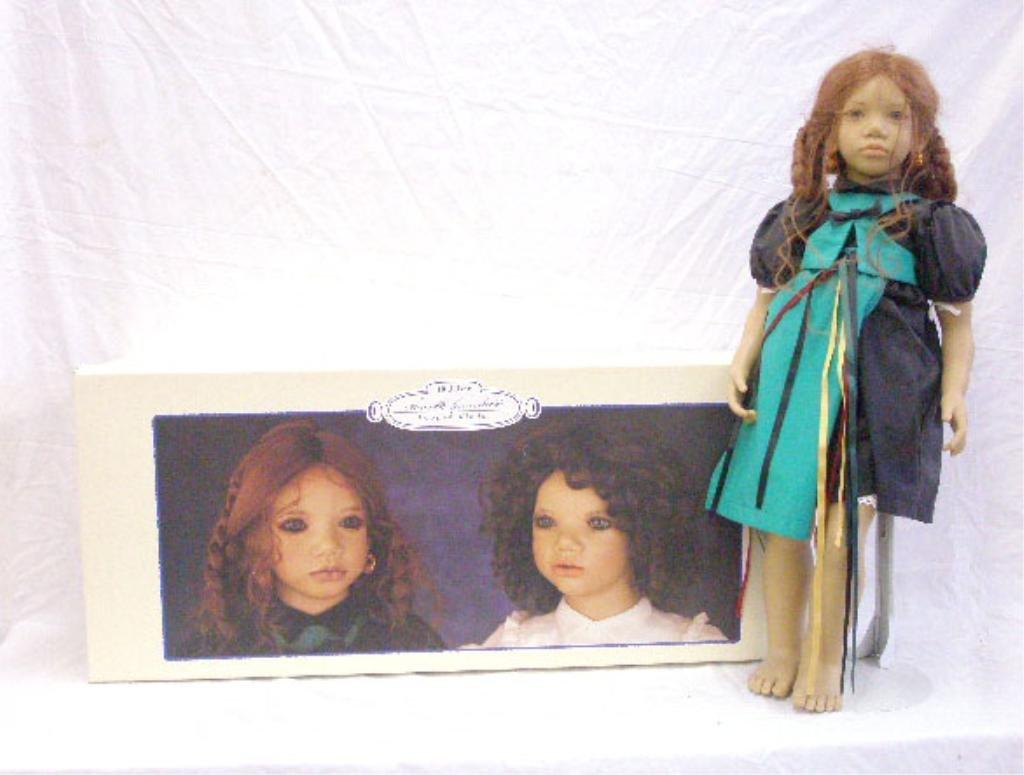 6: 1995 Annette Himstedt Madina Doll