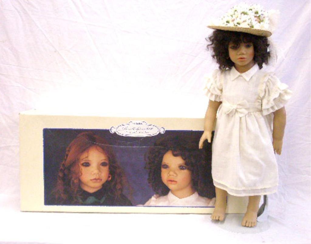 7: 1995 Annette Himstedt Minou Doll