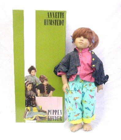 10: 1998 Annette Himstedt Janka Doll