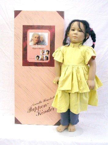 15: 1988 Annette Himstedt Michiko Doll