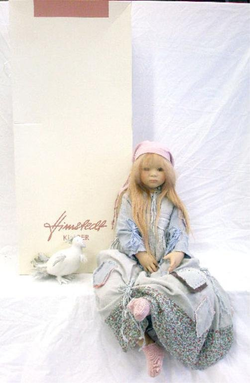19: 2003 Annette Himstedt Aschenputtel Doll