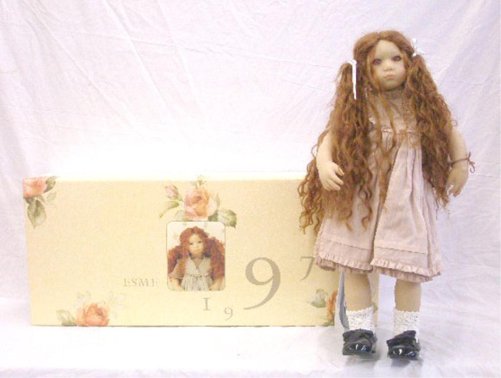 20: 1997 Annette Himstedt Esme Doll