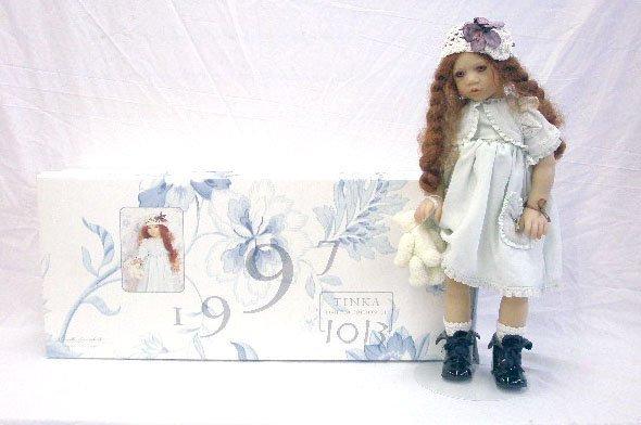 22: 1997 Annette Himstedt Tinka Doll