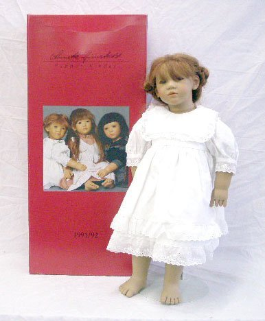 23: 1991/92 Annette Himstedt Liliane Doll
