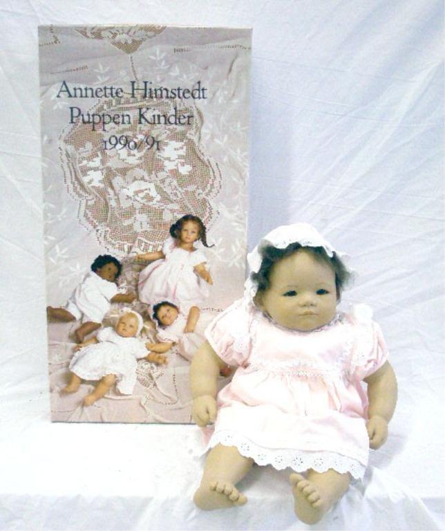 52: 1990/91 Annette Himstedt Taki Doll