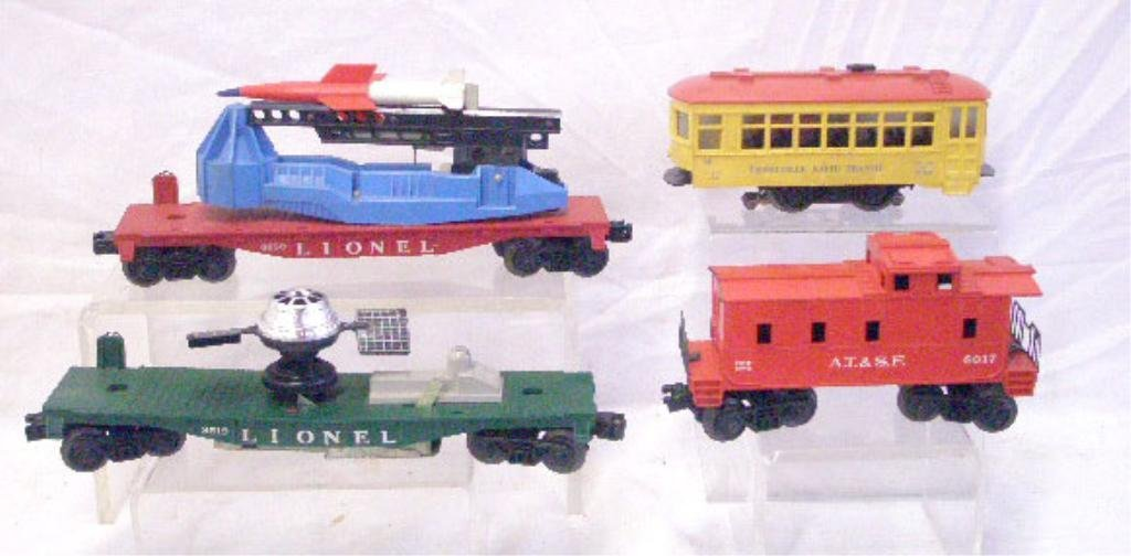 387: Postwar Lionel Trains