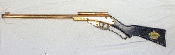1002: Daisy 1936 Golden Eagle 50th Anniv BB Gun