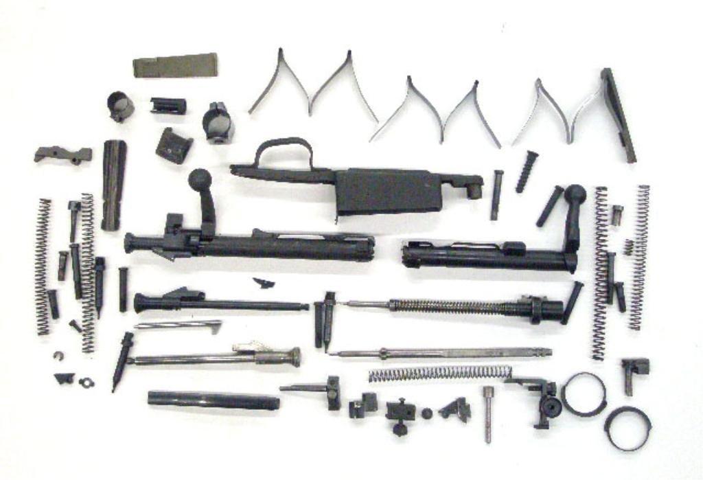 1002A: Springfield Model 1903 Parts Lot