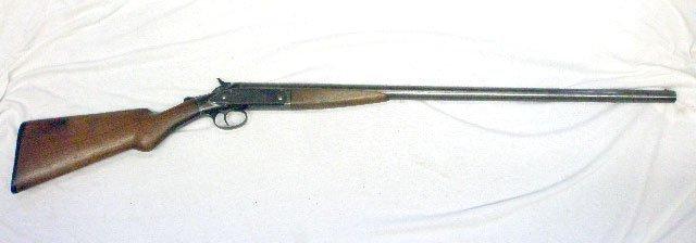 1006: Hopkins & Allen Arms Co. 20 ga Shotgun