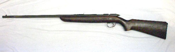 "1008: Remington ""TargetMaster"" .22 Short/Long Rifle"