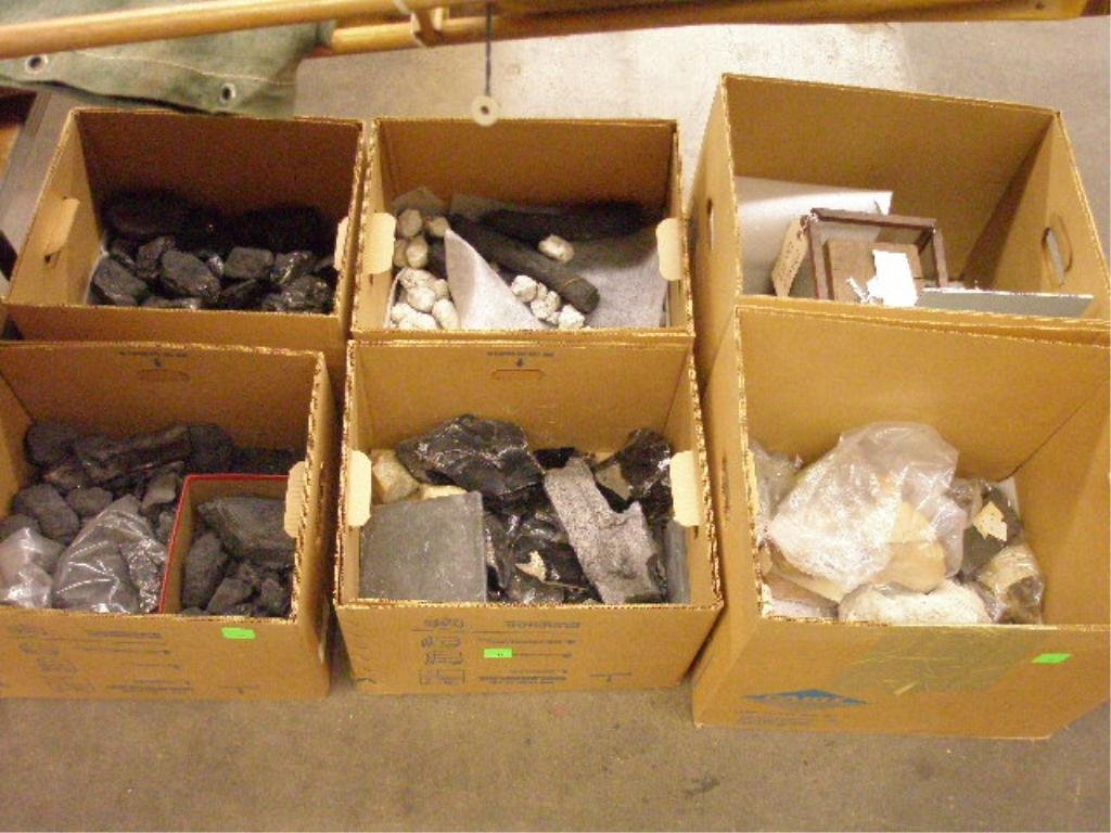 13: Coal & Other Mineral Samples