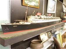 SS Liberte Large-Scale Model