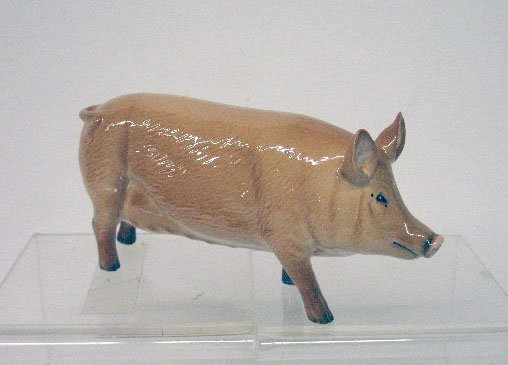 2010: Royal Doulton Pot Bellied Pig