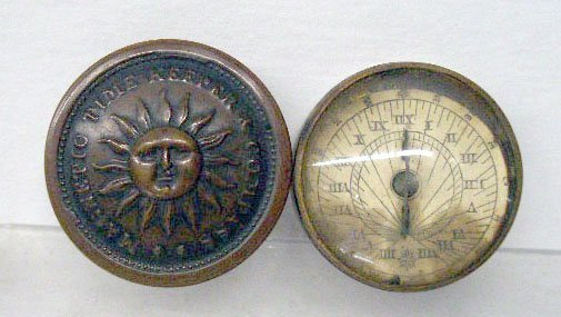 2021: D.L. Smith's Time Keeper and Compass