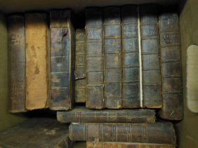1001: Assorted 18th/19th C. American/European Books