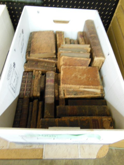 1005: Assorted 18th/19th C. American/European Books