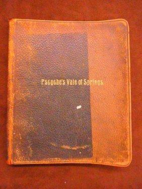 1010: Psyche's Vale; Greenwood Literary Society (PA)
