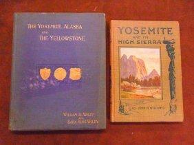 1022: Wiley, The Yosemite, Alaska, Yellowstone, 1893