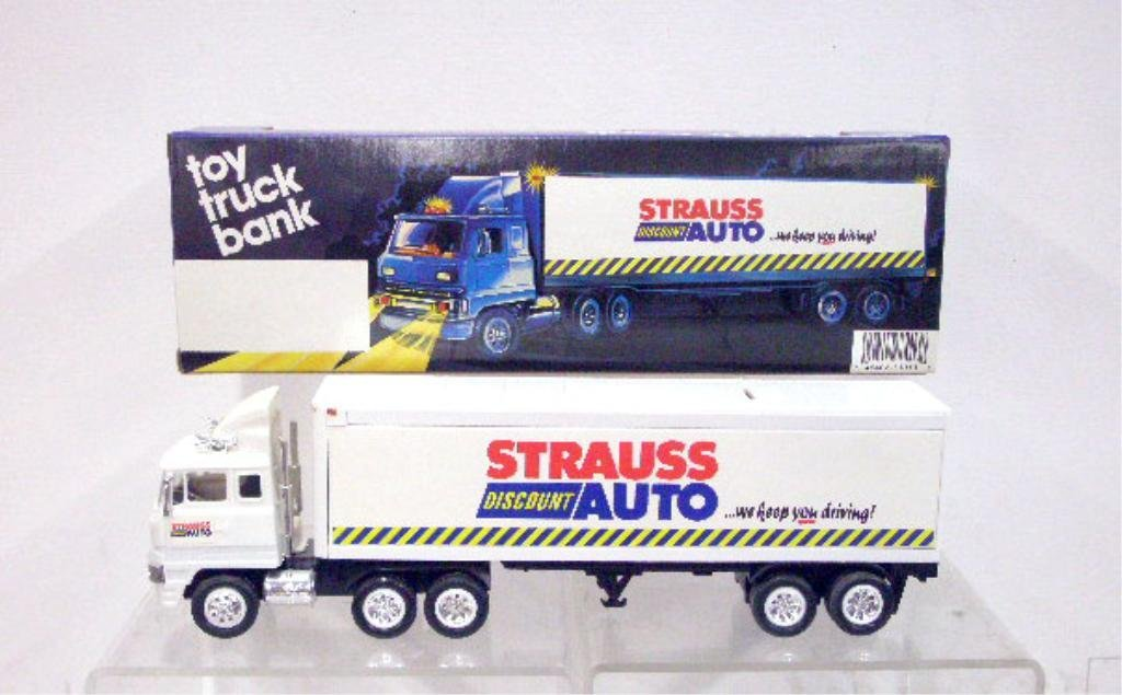11: Strauss Discount Auto Truck Bank