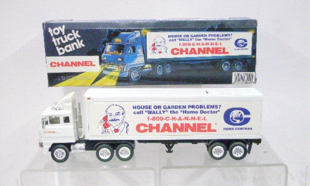 12: Channel Home Centers Truck Bank