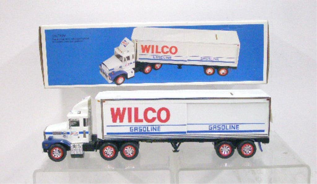 24: 1988 Wilco Gasoline Toy Truck Bank