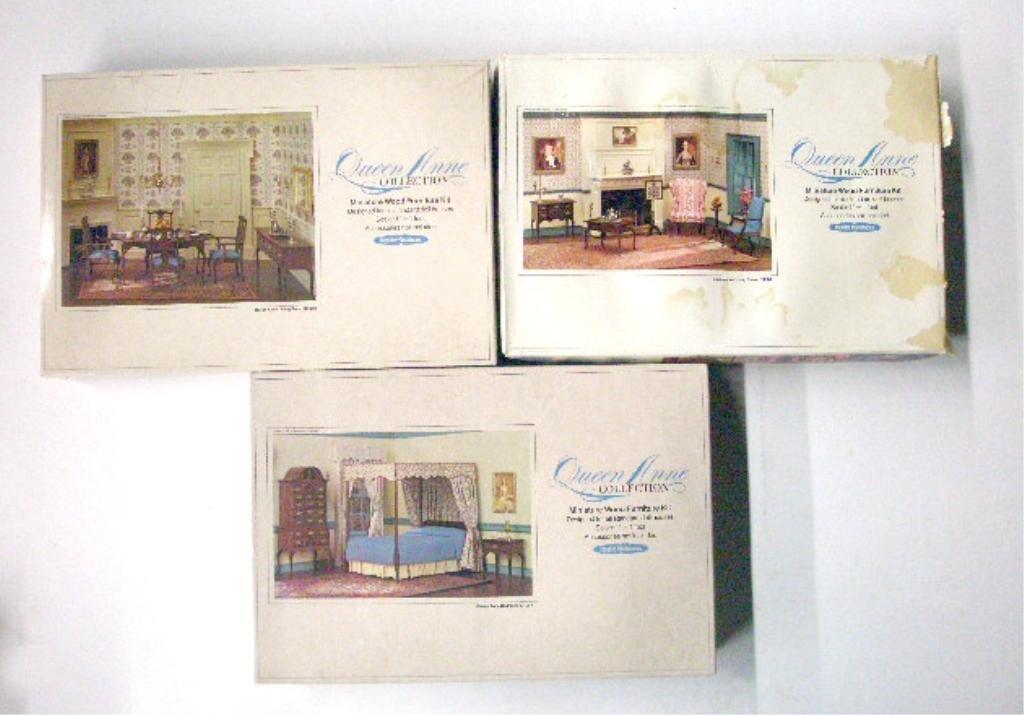 84: Realife Miniatures Dollhouse Furniture Kits - 2
