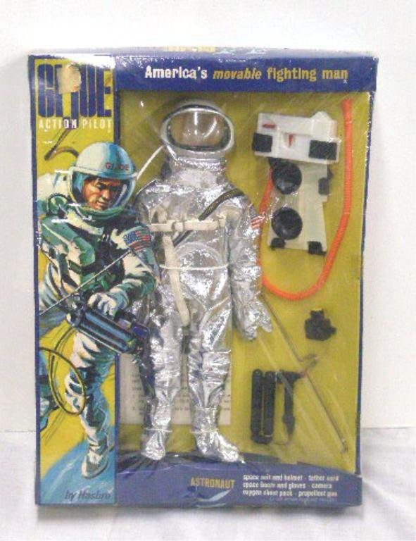 89: 1967 G.I. Joe Action Pilot Astronaut Outfit