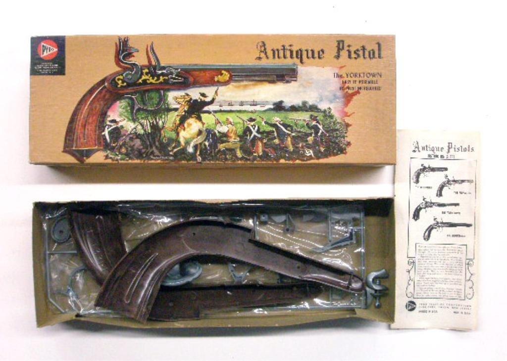 341: 1950's Toy Gun Model Kits - 3