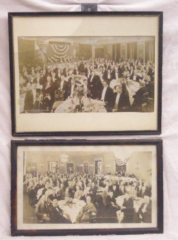 1912 & 1924 Wall Paper Mfg. Assn. Photos