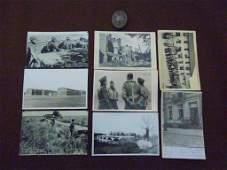 WWI  II Military Postcards  Pin
