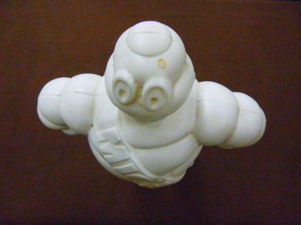 Vintage Michelin Man Figure - 3