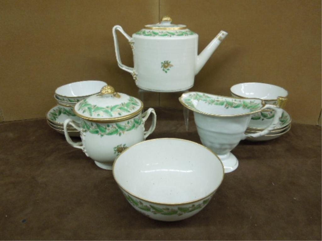 Chinese Export Tea Set