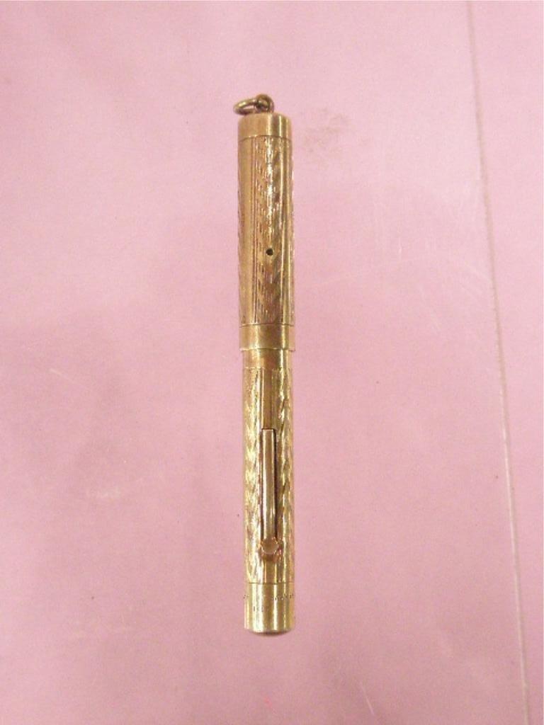 Antique 14k Fountain Pen