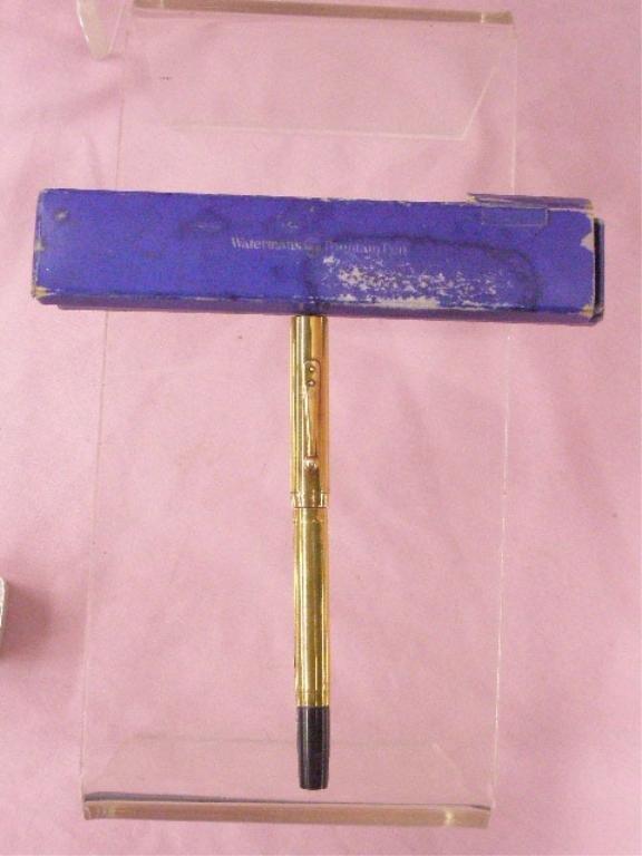 Vintage Waterman's 14k Fountain Pen