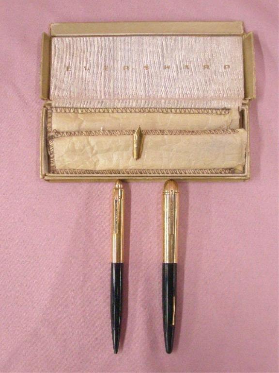 1940's Eversharp Fountain Pen & Pencil Set