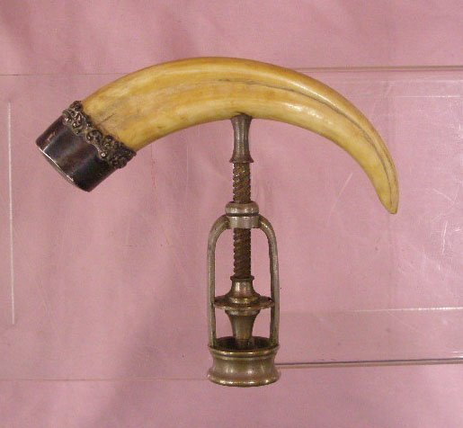 19th c. French L'Excelsior Corkscrew