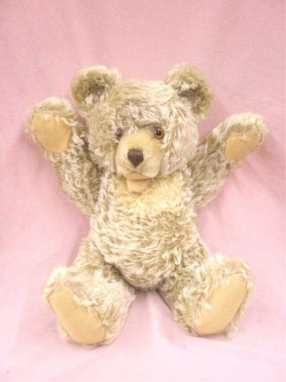 Vintage Steiff Zotty Teddy Bear