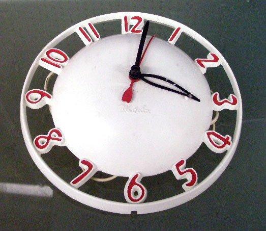 1950's Westclox Wall Clock
