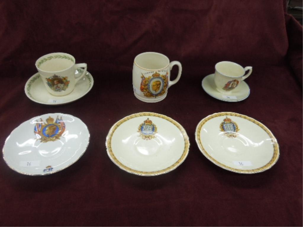 Edward VII Coronation Lot