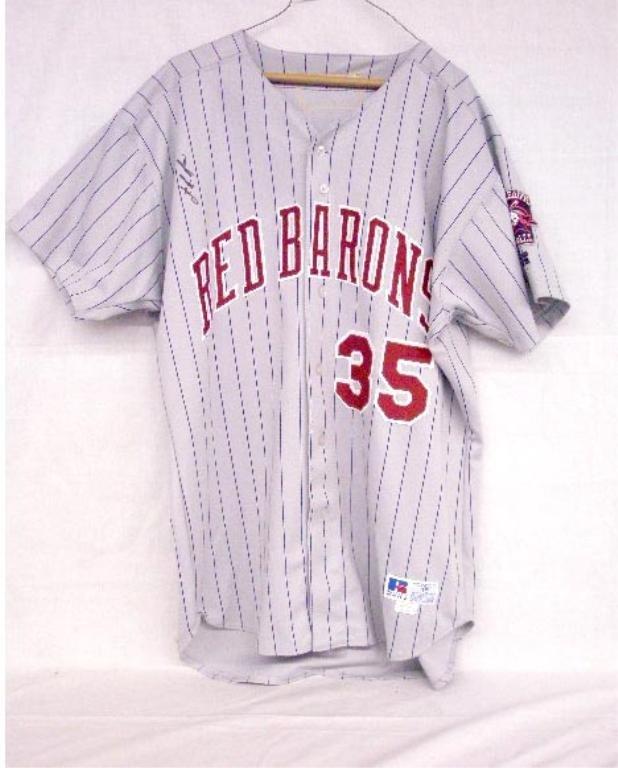 Joe Roa Scranton Red Barons Jersey