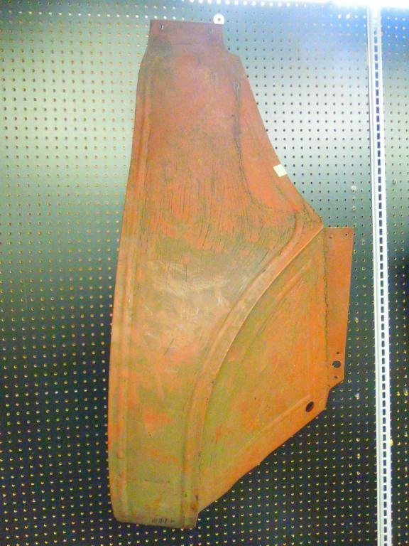 Pair of Model-T Ford Front Fenders