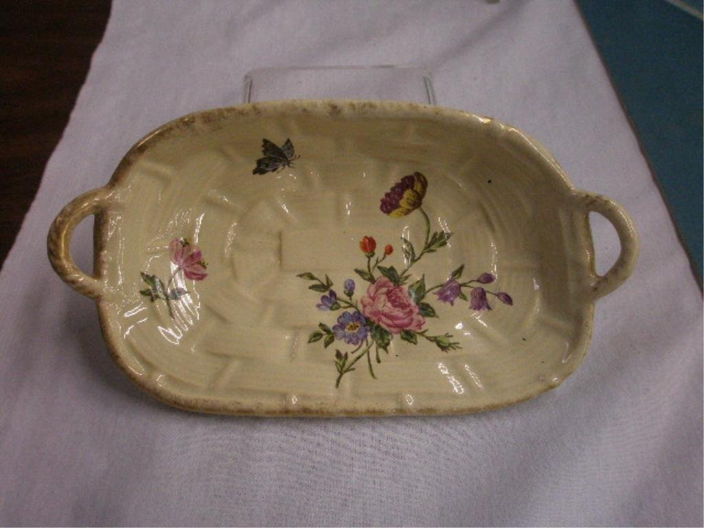 Galle French Art Pottery Dish