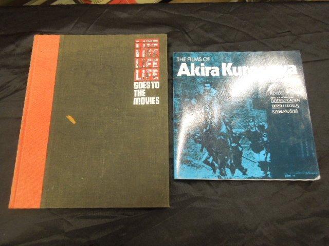 Lot of 2 Movie Books