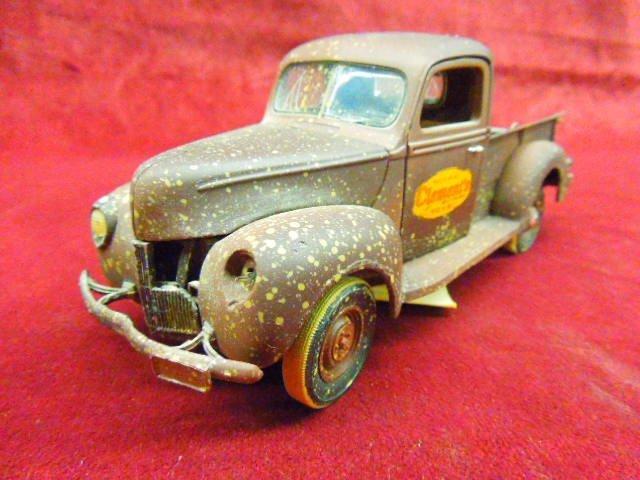 1940 Die Cast Truck