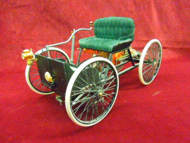1896 Quadricycle Model
