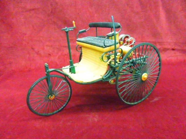 1886 Motor Wagon Model