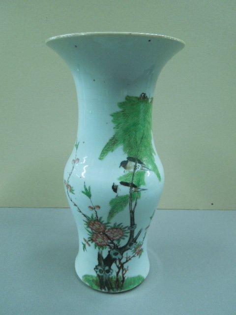 Chinese Porcelain Beakes Form Vase