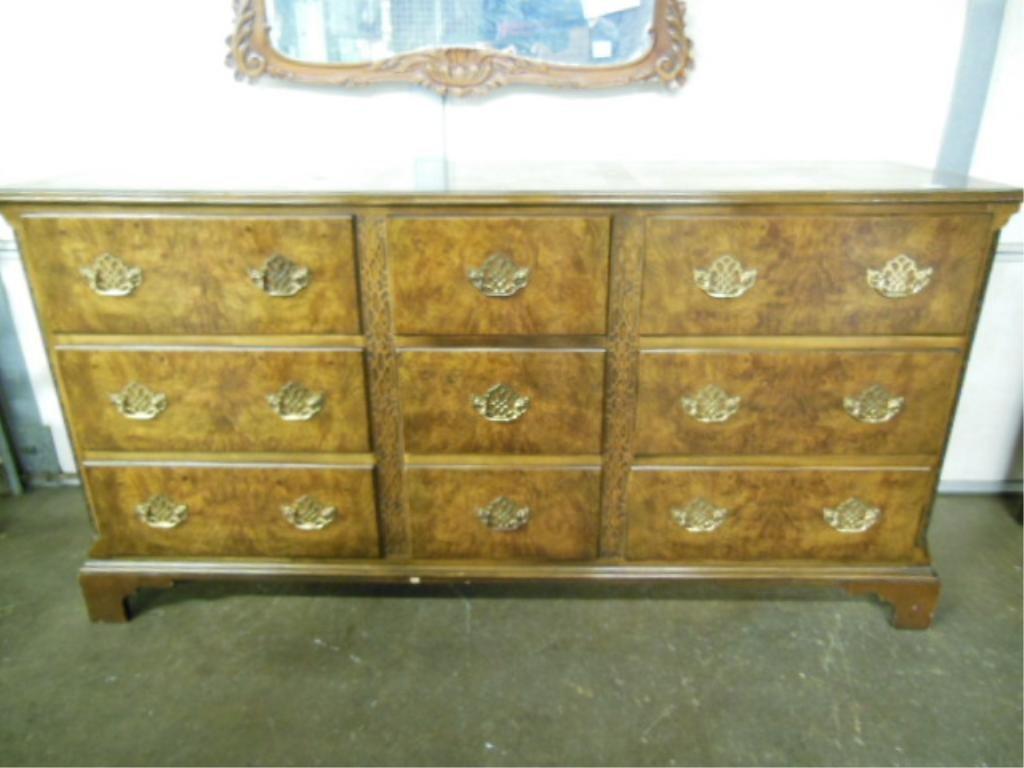 Baker Triple Dresser